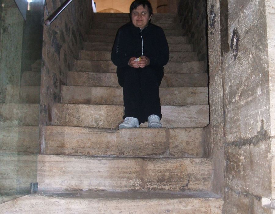 6.ingresso cripta