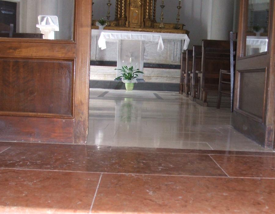 8.ingresso cappella laterale 2