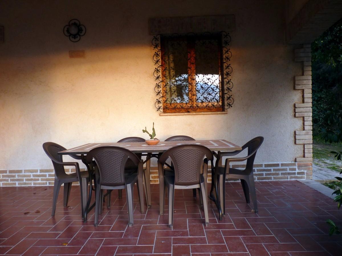 Belvedere portico