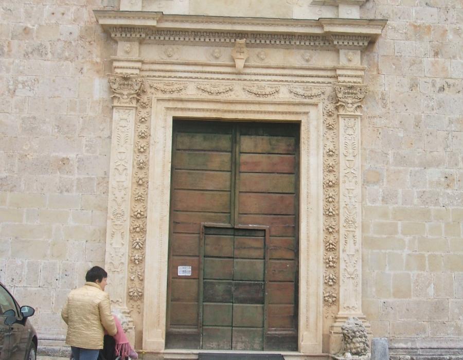 2.porta d'ingresso