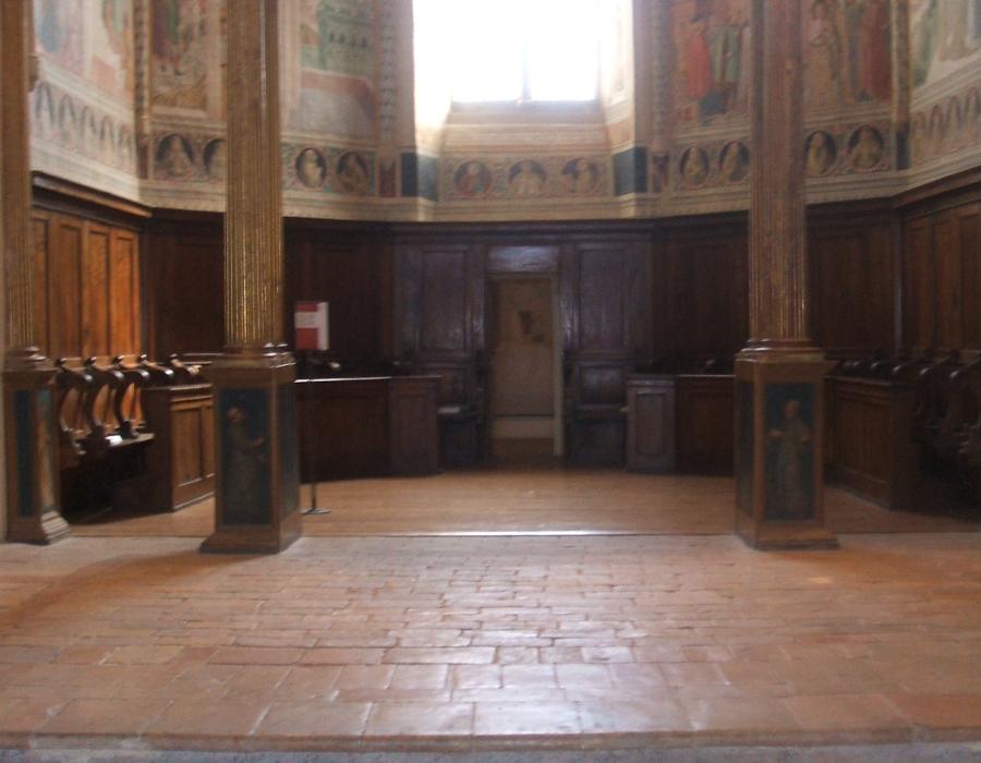 4. abside