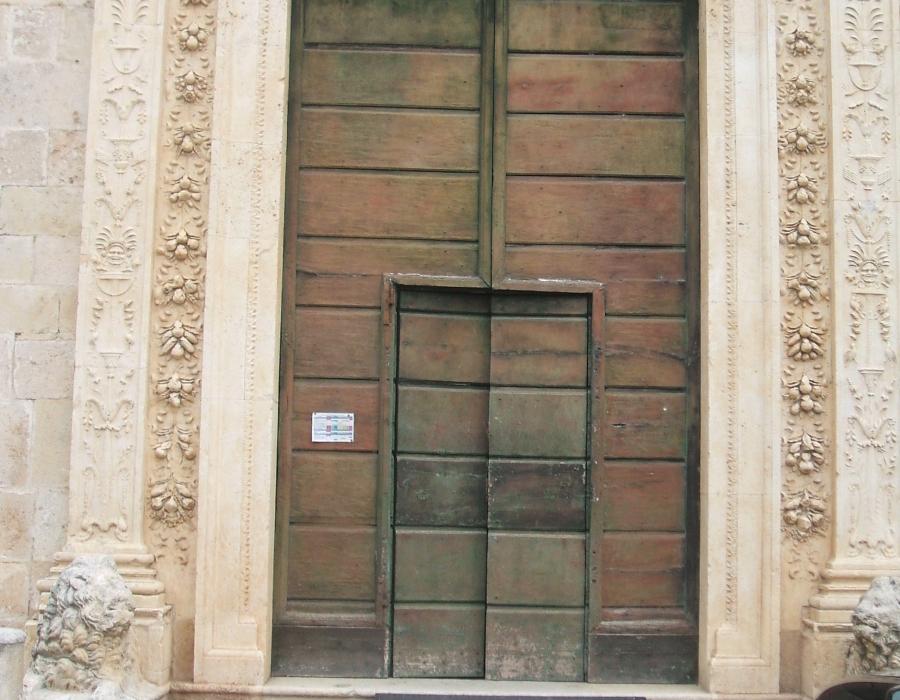 4.porta d'ingresso
