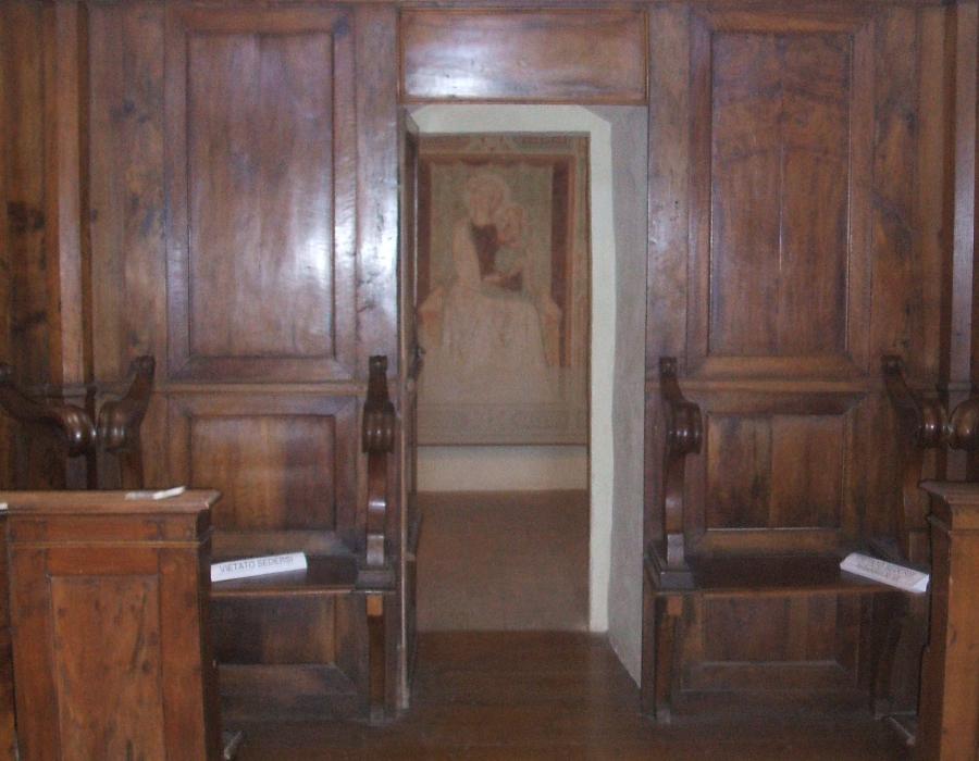 8. ingresso abside